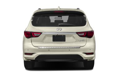 Rear Profile  2017 INFINITI QX60