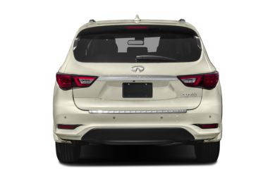 Rear Profile  2018 INFINITI QX60