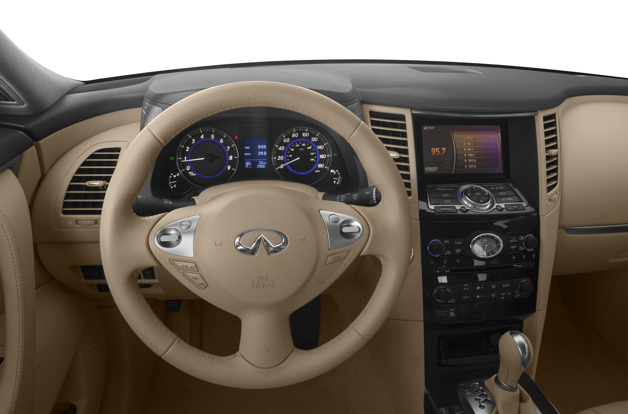 2017 infiniti qx70 deals prices incentives leases overview infiniti qx70 interior vanachro Choice Image