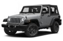 3/4 Front Glamour 2018 Jeep Wrangler