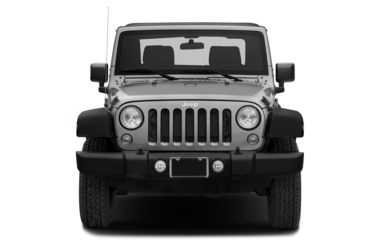 Grille  2017 Jeep Wrangler
