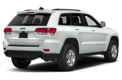 3/4 Rear Glamour  2014 Jeep Grand Cherokee