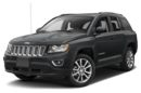 3/4 Front Glamour 2017 Jeep Compass