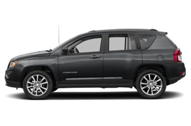 90 Degree Profile 2014 Jeep Compass
