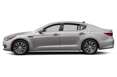 90 Degree Profile 2017 Kia K900