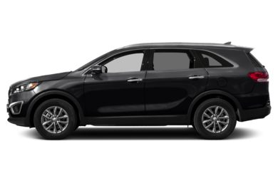 90 Degree Profile 2017 Kia Sorento