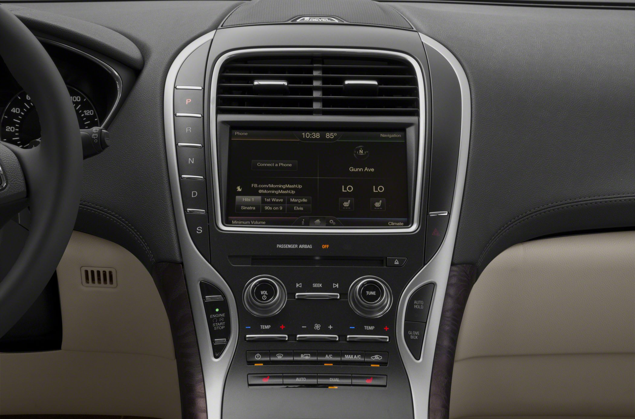 Lease Money Factor >> 2018 Lincoln MKX Pictures & Photos - CarsDirect