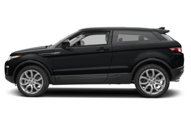 90 Degree Profile 2017 Land Rover Range Rover Evoque