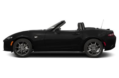 90 Degree Profile 2016 Mazda MX-5 Miata