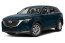 3/4 Front Glamour 2016 Mazda CX-9