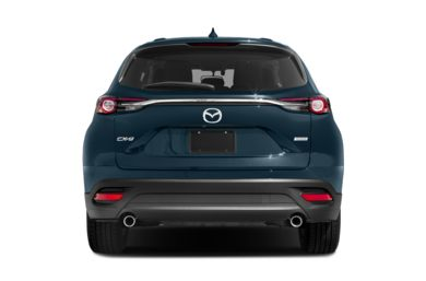 Rear Profile  2016 Mazda CX-9