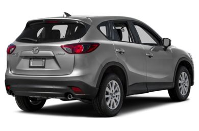 3/4 Rear Glamour  2016 Mazda CX-5