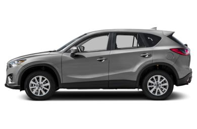 90 Degree Profile 2016 Mazda CX-5
