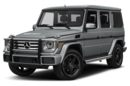 3/4 Front Glamour 2017 Mercedes-Benz G550