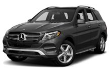 2016 Mercedes-Benz GLE300d