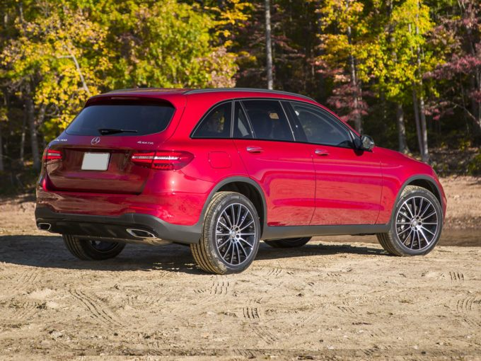 2016 Mercedes Benz Glc300 Styles Features Highlights