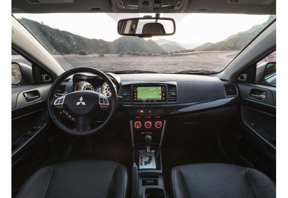 2017 Mitsubishi Lancer Pictures Photos Carsdirect