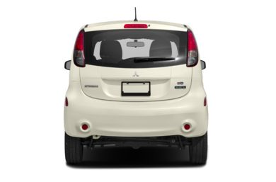 Rear Profile  2017 Mitsubishi i-MiEV