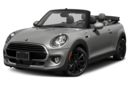 3/4 Front Glamour 2018 MINI Convertible