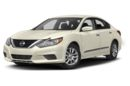 3/4 Front Glamour 2017 Nissan Altima