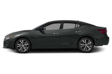 90 Degree Profile 2017 Nissan Maxima