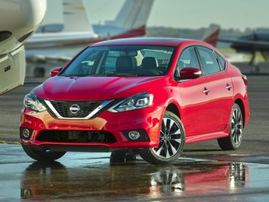 OEM Exterior Primary  2016 Nissan Sentra