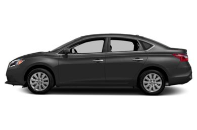 90 Degree Profile 2018 Nissan Sentra