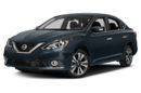 3/4 Front Glamour 2016 Nissan Sentra