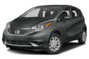 3/4 Front Glamour 2016 Nissan Versa Note