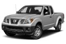 3/4 Front Glamour 2016 Nissan Frontier