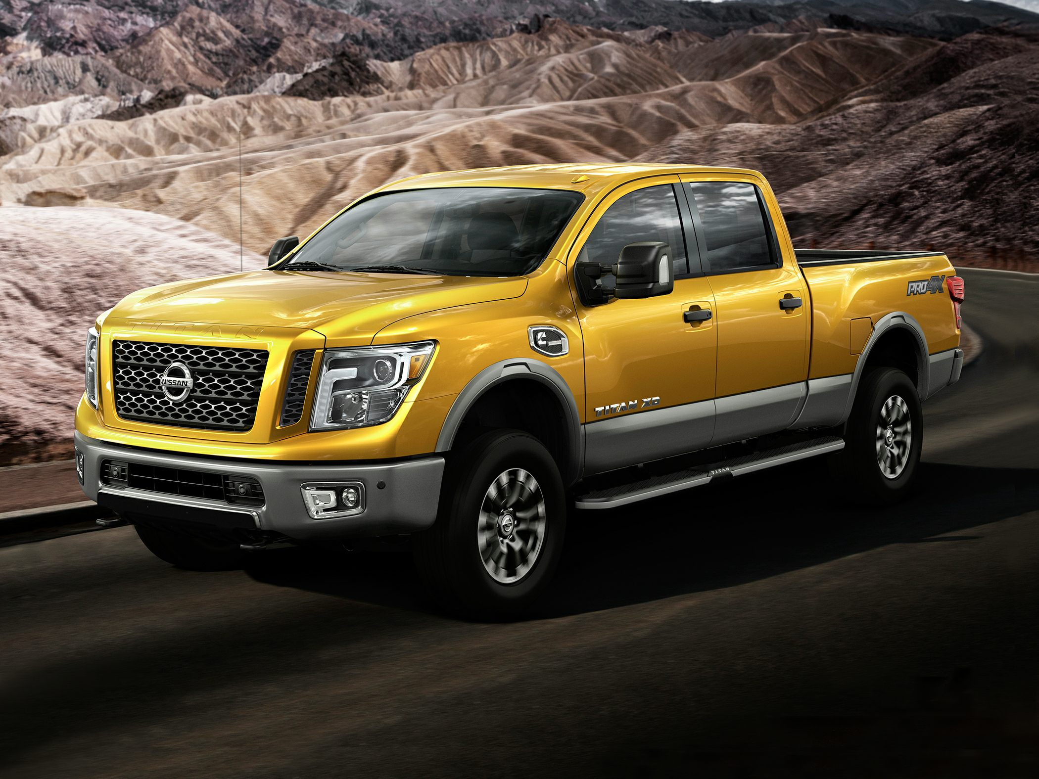 2017 nissan titan xd deals prices incentives leases overview carsdirect. Black Bedroom Furniture Sets. Home Design Ideas