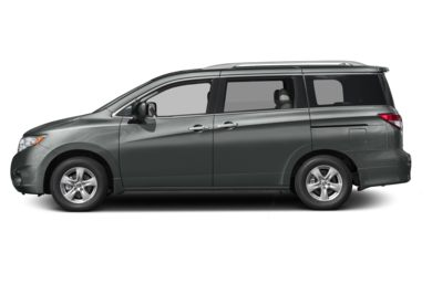 90 Degree Profile 2016 Nissan Quest
