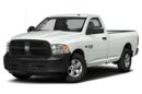 3/4 Front Glamour 2017 RAM 1500