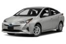 3/4 Front Glamour 2017 Toyota Prius