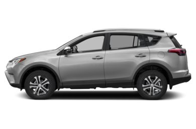 90 Degree Profile 2017 Toyota RAV4