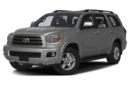 3/4 Front Glamour 2016 Toyota Sequoia