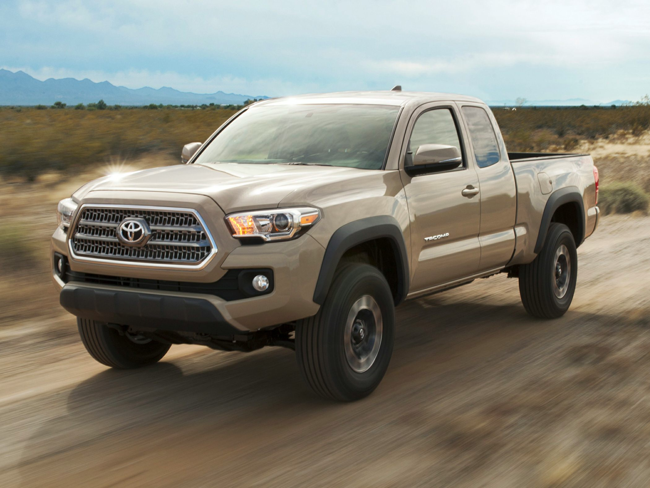 2017 toyota tacoma deals prices incentives leases overview carsdirect. Black Bedroom Furniture Sets. Home Design Ideas