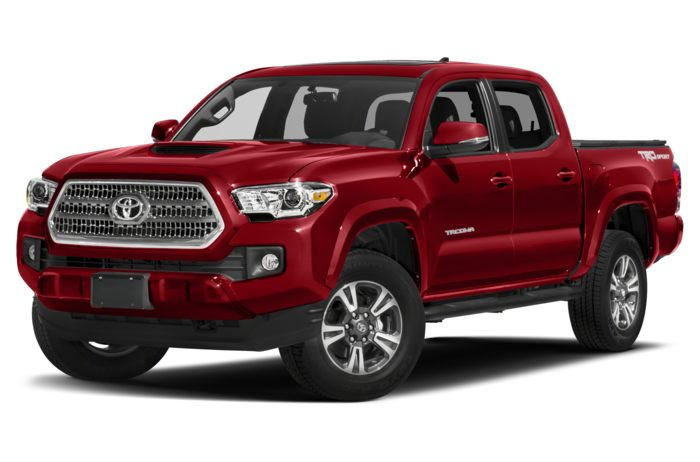 2017 toyota tacoma specs safety rating mpg carsdirect. Black Bedroom Furniture Sets. Home Design Ideas