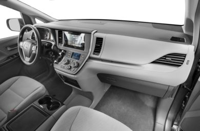 2017 Toyota Sienna Specifications S And Pictures