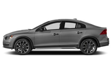 90 Degree Profile 2018 Volvo S60 Cross Country