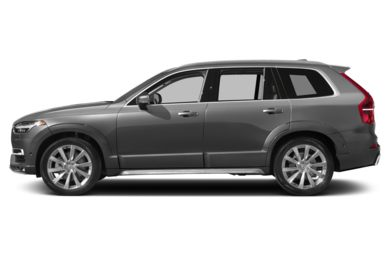 90 Degree Profile 2016 Volvo XC90