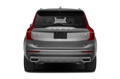 Rear Profile  2016 Volvo XC90