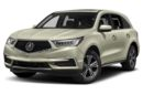 3/4 Front Glamour 2017 Acura MDX