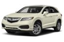 3/4 Front Glamour 2017 Acura RDX