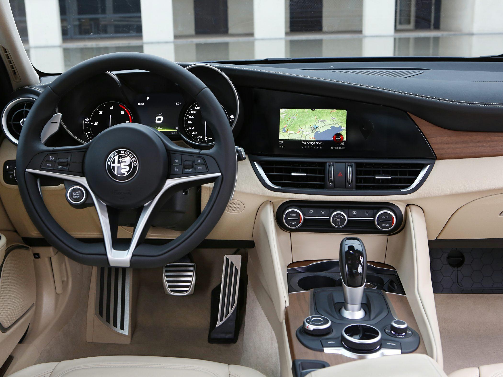 Alfa Romeo Stelvio Leasing – Auto Bild Idee