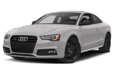 3/4 Front Glamour 2017 Audi S5