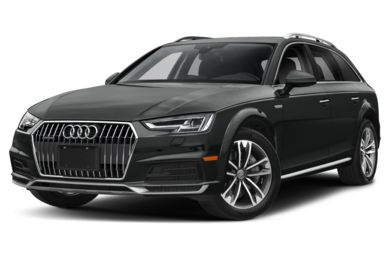 3/4 Front Glamour 2017 Audi allroad