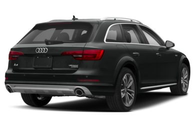3/4 Rear Glamour  2017 Audi allroad