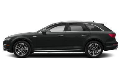 90 Degree Profile 2017 Audi allroad