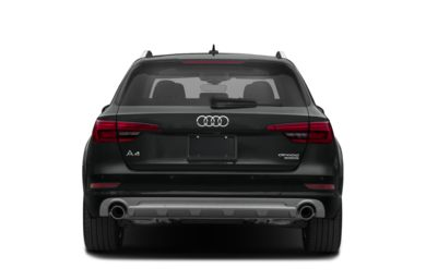Rear Profile  2017 Audi allroad